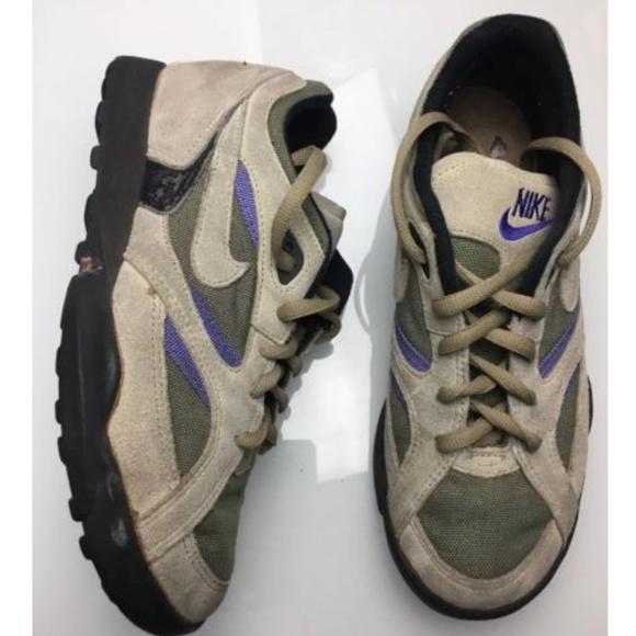 size 40 946cd 3b818 Vintage Nike Caldera 1992 Hiking Shoes Womens Sz 8.  M5bea5d45baebf62a71f332bc